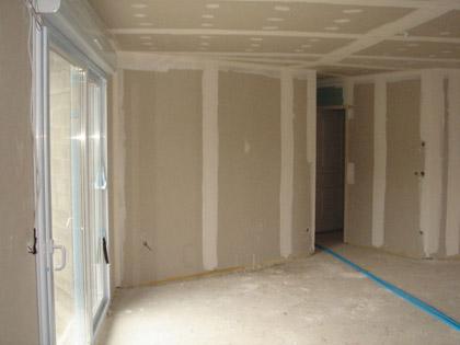 Galeria divis rias paredes decora o em gesso drywall - Paredes divisorias ...